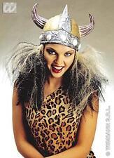 Female Viking Helmet Hat Warrior Princess Fancy Dress