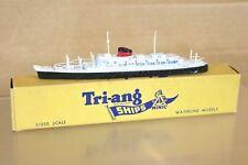 TRIANG MINIC SHIPS M714 SS FLANDRE OCEAN LINER SHIP BOXED nq