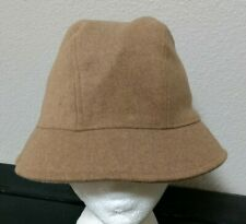Lands' End Women's Bucket Hat Wool Blend Size S-M