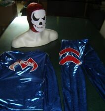 SUICIDE WRESTLER YOUNG size SUIT 11-16 years old DRESS COSTUME OUTFIT jr.