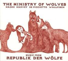 the Ministry of Wolves - Music from Republik der Wölfe - CD