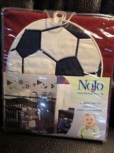 "NEW Play Ball Window Valance by NoJo 60 X 14"" Baby-Youth Nursery Sports Theme"