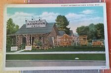 Tourist Information Cabin, Alpena, Michigan
