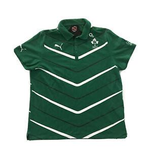 Ireland Rugby Union Polo Shirt - Size XXL