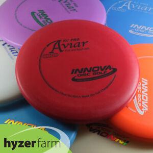 Innova KC PRO AVIAR *pick your weight & color* Hyzer Farm disc golf putter