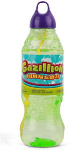 Gazillion Bubbles 1 Liter Bubble Solution