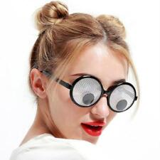 Novelty Glasses - Moving Eyeballs