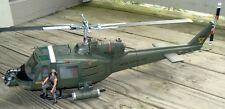 1:18 Ultimate Soldier Vietnam Era U.S Army UH1C Gunship Hog Huey Helicopter