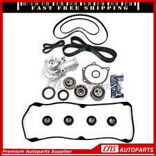 Timing Belt Kit Water Pump Serpentine Belt For 99-05 Chrysler Mitsubishi 2.4L