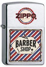 Zippo Lighter ⁕ Barber Shop Replica 1941 ⁕ 60003268 ⁕ New OVP ⁕ A487