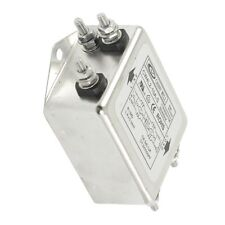 AC 115/250V Single Phase Noise Line Power EMI Filter  CW4L2-10A-S