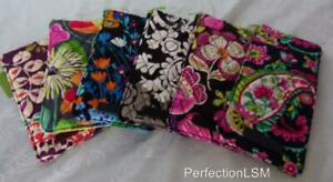 New Vera Bradley Sunglass Sleeve -great protection for your glasses easy to use!