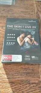 The Skin I Live In DVD R4 New sealed