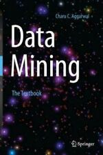 Data Mining : The Textbook: By Aggarwal, Charu C.