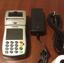 First Data FD400Ti GPRS Wireless Terminal w/ 1yr Warranty