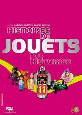 HISTOIRE de JOUETS : Exposition 2011 au Grand Palais - DVD ~ Michel Viotte -NEUF