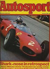 Autosport Jan 8th 1981 *US Super Vee & Production Car*