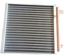 Outdoor Wood Furnace Boiler Water to Air Heat Exchanger 20x19 AMERICAN ROYAL
