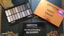 La libertà Makeup Revolution-Tavolozza decadenza London odierna STASERA Ombretto