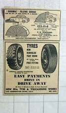 1960 New Era Tyre And Vulcanising Works Kennington Road