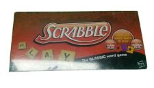 SCRABBLE - The Classic Word Game with Power Tiles by Hasbro - New Sealed