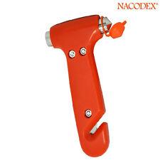 Car Safety Antiskid Hammer Seatbelt Cutter Emergency Class/Window Punch Bre