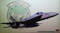 """McDONNELL-DOUGLAS F/A-18C HORNET """"DAMBUSTERS INDEPENDENCE"""" FA,F-18 1/72 HASEGAWA"""