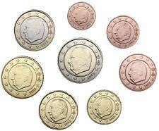 Belgien 3,88 Euro Kursmünzen 2003 bfr. 1 Cent - 2 Euro Münzen König Albert II