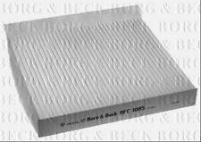 BFC1085 BORG & BECK CABIN POLLEN FILTER fits Nissan Murano,X-Trail