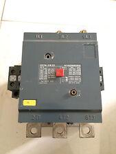 ABB Stromberg OKYM 5W22 300A AC3 NEMA Size 5 Industrial Contactor 250HP 3 phase