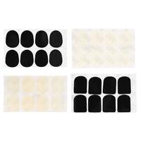 8pcs/Set Alto/Tenor Saxophone Sax Mouthpiece Patches Pads Cushions 0.3/0.5/0.8mm