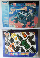 RARE VINTAGE 90'S MULTIMAC COSMIC DISCOVERY TRANSFORMABLE CROCO MAC PLAYSET NEW!