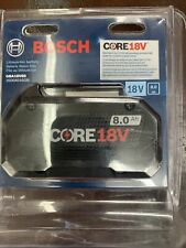 Bosch Gba18V80 Core18V 8.0 Ah Performance Battery Brand New