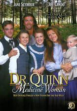 Dr. Quinn, Medicine Woman ~ Complete 6th Sixth Season 6 Six ~ NEW 6-DISC DVD SET