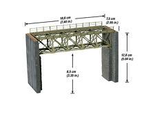 Noch 67010 gauge H0,Laser-Cut Steel Bridge,18,8 cm long # NEW ORIGINAL PACKAGING
