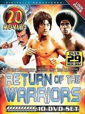 Return of the Warriors - Twenty Movie Set (DVD, 2004)