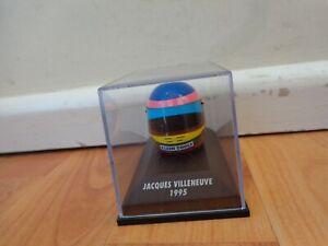 MINICHAMPS 1/8 JACQUES VILLENEUVE 1995 INDY CAR F1 CRASH HELMET