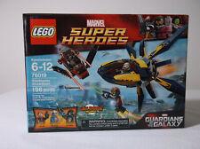 LEGO 76019 Starblaster Showdown MARVEL GUARDIANS OF THE GALAXY - New, Unopened