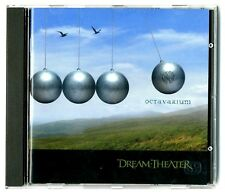 CD ★ DREAM THEATER - OCTAVARIUM ★ 8 TRACKS ALBUM ANNEE 2005 ★