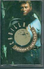 Johnny Hallyday Cadillac Cassette inclus insert concert Palais des sports FRANCE