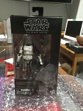 star wars black series mimban stormtrooper new great shape