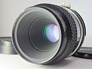 [N.MINT!] Nikon AI-S AIS MICRO NIKKOR 55mm f/2.8 MF Macro LENS from JAPAN JP SLR