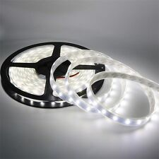 5M 5630 SMD 60 Leds/m Silicone Tube Waterproof IP67 Flexible Strip Light DC 12V