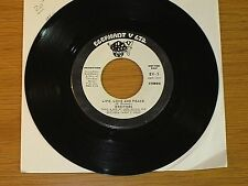 "PROMO GIRL GROUP FUNK 45 RPM - EXCITERS - ELEPHANT V 5 - ""LIFE, LOVE AND PEACE"""