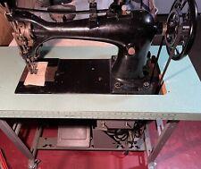 New ListingIndustrial Singer Lockstitch Sewing Machine 7-31 Series 7