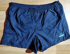 Adidas Equipment 90's Vintage Mens Nylon Shorts Running Swim Navy