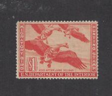 RW11 - Federal Duck Stamp. Single. MNH. OG.   #02 RW11