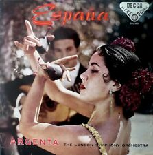 DECCA - SXL 2020 - ESPANA - ARGENTA - 180 GRAMS - SPEAKERS CORNER