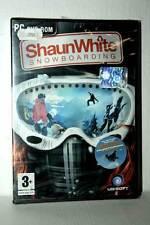 SHAUN WHITE SNOWBOARDING GIOCO NUOVO PC DVD VERSIONE ITALIANA VBC 42556