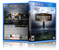 BioShock: The Collection - Replacement PS4 Cover and Case. NO GAME!!